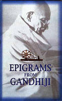 Epigrams from Gandhiji